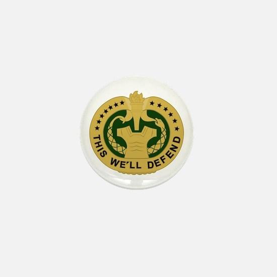 Drill Sergeant Mini Button