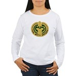 Drill Sergeant Women's Long Sleeve T-Shirt