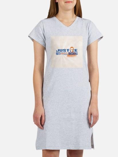 Ruth Badass Ginsburg Women's Long Sleeve Shirt ( T
