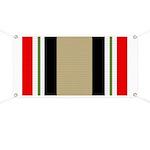 Iraq campaign Banner