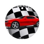 Musclecar Top 100 d13006 Ornament (Round)