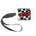 Musclecar Top 100 d13006 Luggage Tag