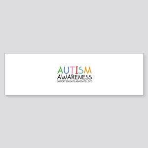 Autism Awareness Sticker (Bumper)