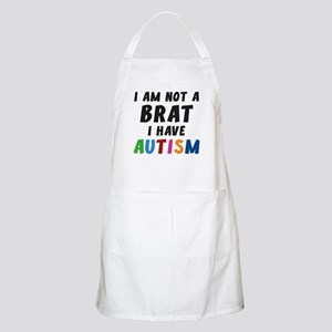 I Have Autism Apron