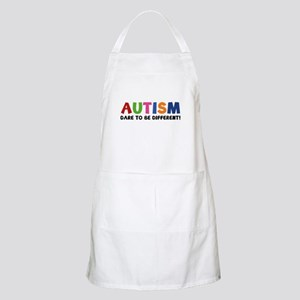 Autism Dare To Be Different! Apron
