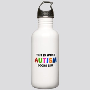 This is what Autism looks like Stainless Water Bot