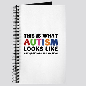 This is what Autism looks like Journal