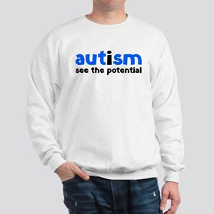 Autism See The Potential Sweatshirt