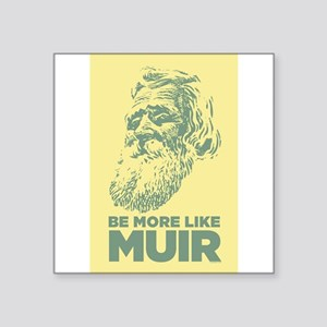 Muir Sticker