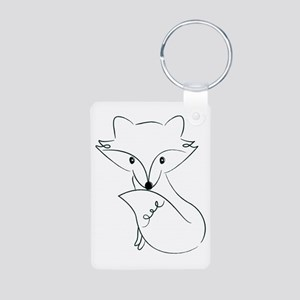 Cute fox Keychains