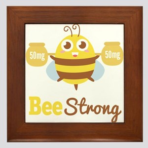 Bee strong in lifting weights beyond one's limits