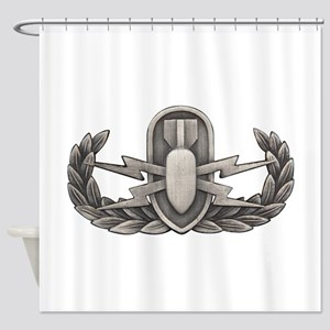 EOD Shower Curtain