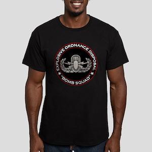 "EOD ""Bomb Squad"" Men's Fitted T-Shirt (dark)"