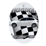 New Tuner Import series d13011 Ornament (Oval)