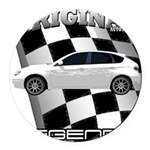 New Tuner Import series d13011 Round Car Magnet