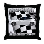 New Tuner Import series d13011 Throw Pillow