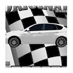 New Tuner Import series d13011 Tile Coaster