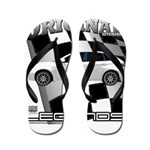 New Tuner Import series d13011 Flip Flops
