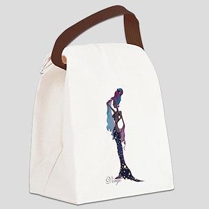 Starlight Virgo Canvas Lunch Bag