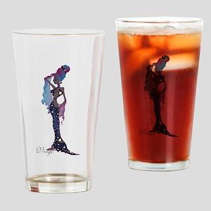 Starlight Virgo Drinking Glass