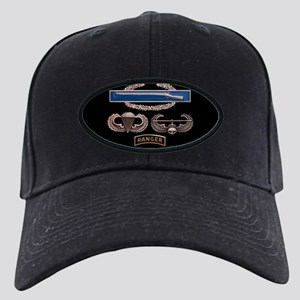 CIB Airborne Air Assault Ranger Baseball Hat