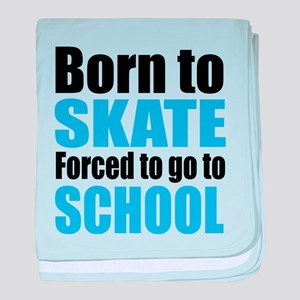 skateboard baby blanket