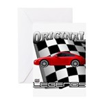 New Euro series d13012 Greeting Card