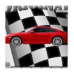 New Euro series d13012 Tile Coaster