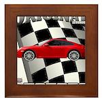 New Euro series d13012 Framed Tile