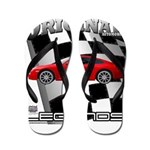 New Euro series d13012 Flip Flops