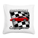 New Euro series d13012 Square Canvas Pillow