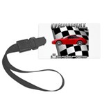 New Euro series d13012 Luggage Tag
