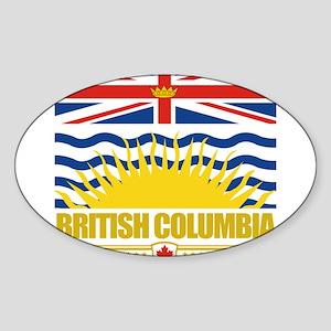 British Columbia Pride Sticker