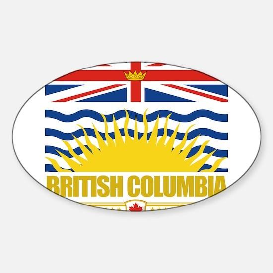 British Columbia Pride Decal
