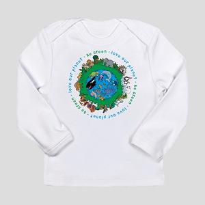 BEGREENLUV Long Sleeve Infant T-Shirt