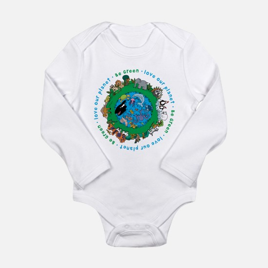 BEGREENLUV.png Baby Outfits