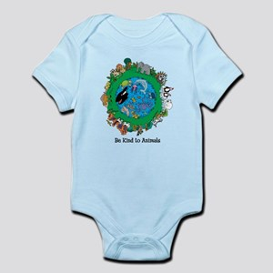 Be Kind To Animals Infant Bodysuit