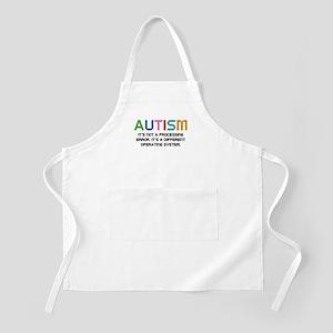 Autism Operating System Apron