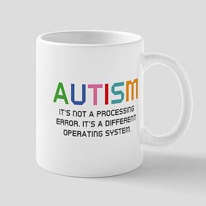 Autism Operating System Mug