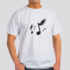Flying Notes Light T-Shirt