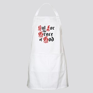 But For The Grace Apron