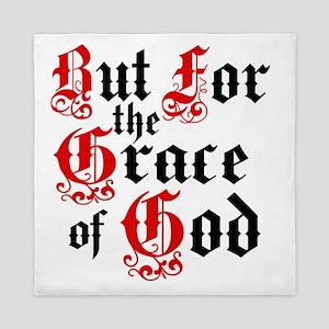 But For The Grace Queen Duvet