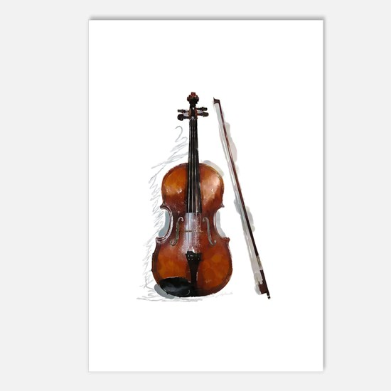 The New Viola Postcards (Package of 8)