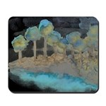 Trees by the Sea 2 Mousepad
