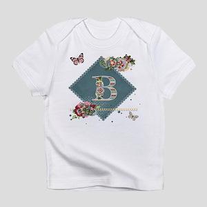 Dreamland Monogram B Infant T-Shirt