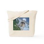 Wolf Moon Rising: Tote Bag