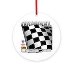 Original Automobile Legends Series Ornament (Round