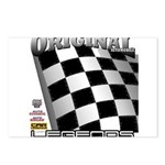 Original Automobile Legends Series Postcards (Pack