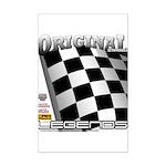 Original Automobile Legends Series Posters