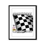 Original Automobile Legends Series Framed Panel Pr